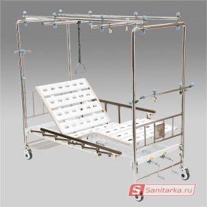 Функциональная механическая кровать ARMED с принадлежностями RS104-D