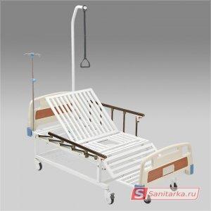 Функциональная механическая кровать ARMED с принадлежностями RS104-G