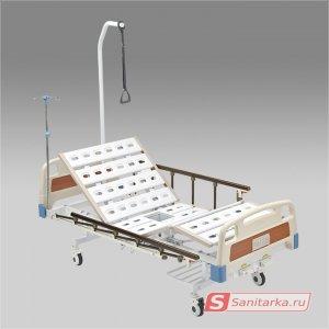 Функциональная механическая кровать ARMED с принадлежностями RS104-E