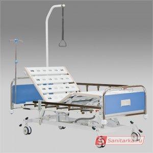 Функциональная электрическая кровать ARMED с принадлежностями RS101-F