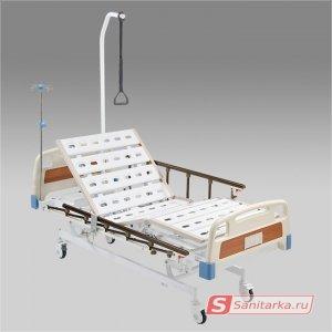 Функциональная электрическая кровать ARMED с принадлежностями RS201