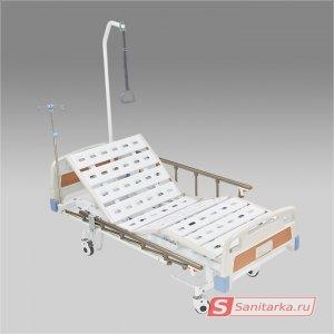 Функциональная электрическая кровать ARMED с принадлежностями RS301