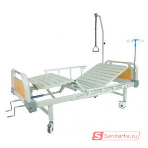 Медицинская кровать E-8 (ММ-12) (2 функции)