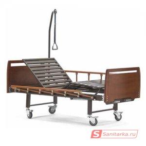 Медицинская кровать E-8 (ММ-13) (2 функции), бук