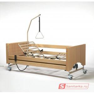 Функциональная электрическая кровать 4-х секционная Vermeiren LUNA