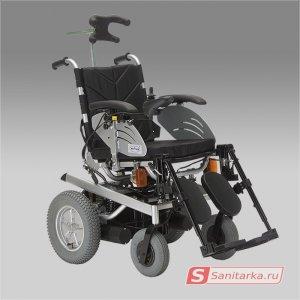 Электрическая кресло коляска для инвалидов ARMED FS123GC-43