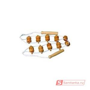 Устройство для релаксации (лента с шариками узкая) ER-1006