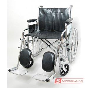 Инвалидная кресло-коляска для полных 3022C0304S