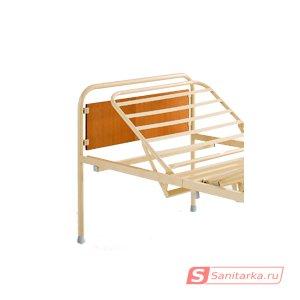 Кровать медицинская функциональная 2-х секционная Invacare Sonata