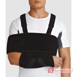 Бандаж Orlett на плечевой сустав и руку (модифицированная повязка Дезо) (SI-301)
