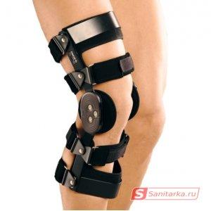 Ортез Orlett на коленный сустав, с полицентрическими шарнирами, регулируемый, серии STABILLINE (PO-303)