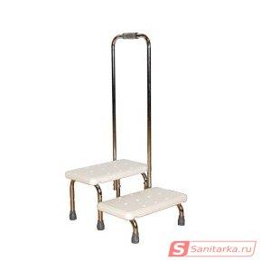Вспомогательная ступенька для ванны с ручкой FS / KJT 569