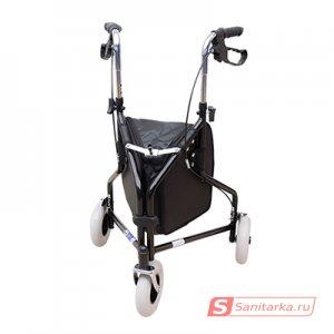 Роллатор (опоры-ходунки на колесах) RollTrio