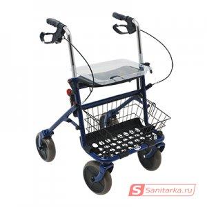Роллатор (опоры-ходунки на колесах) RollQuattro