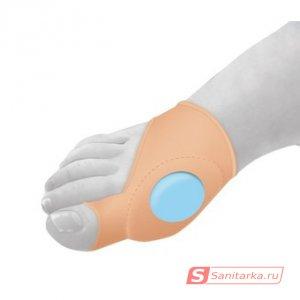 Бандаж с защитной подушечкой при бурсите большого пальца Orliman (GL-121)