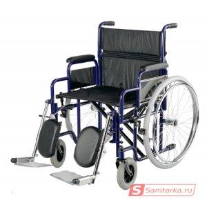 Инвалидная кресло коляска для полных людей 3022C0304 SU