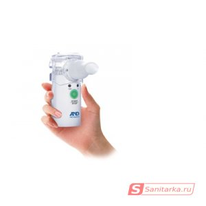 Портативный и лёгкий ультразвуковой ингалятор с MESH-технологией AND UN-233