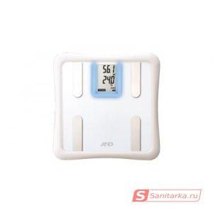 Электронные весы с измерением процентного содержания жира AND MС-101W