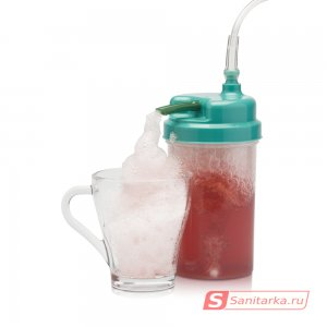 Коктейлер (сосуд) кислородный Armed Семейный