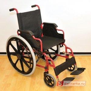 Кресло коляска для инвалидов Мега-Оптим FS 909B
