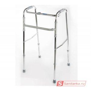 Опоры - ходунки для инвалидов и пожилых людей W Universal (высота 66-81 см)