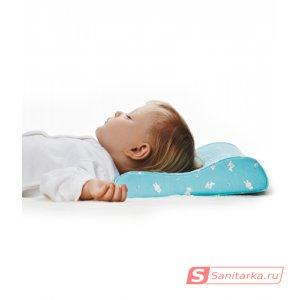 Подушка под голову детская от 1,5 до 3-х лет BAMBINI П32