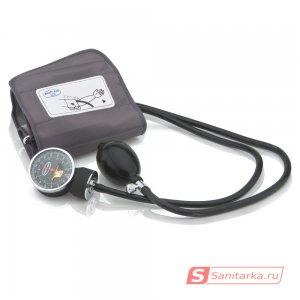 Тонометр механический медицинский Armed с принадлежностями 3.02.008 (black head)