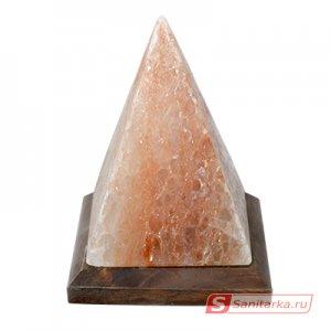 Соляная лампа Barry Pyramide