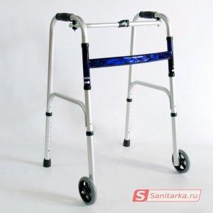 Опоры-ходунки на колесах  FS 9125 L (усиленные)