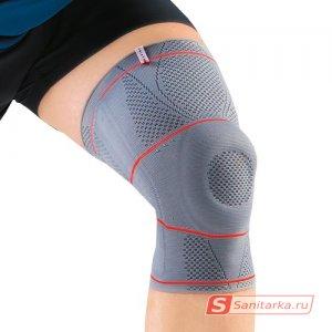 Динамический ортез на коленный сустав, NRG, арт. DKN-203NRG