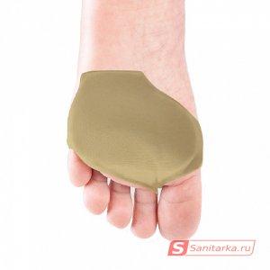 Защитные гелево-тканевые подушечки от натоптышей (2 шт) ORTMANN TARSO, арт. F-60045-05